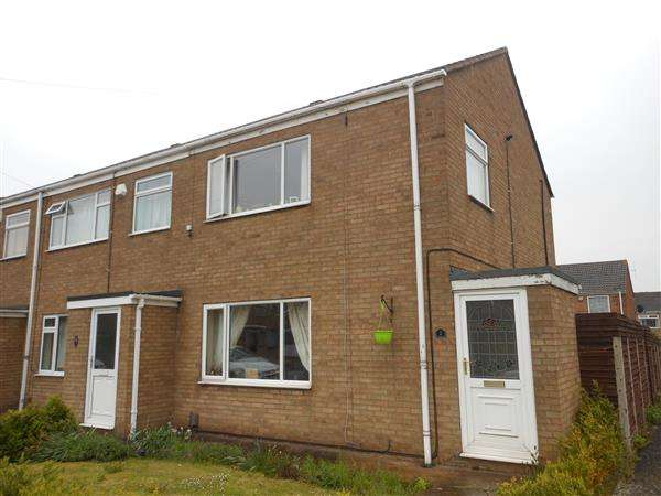 3 Bedrooms Town House for sale in Ancaster Court, Scunthorpe