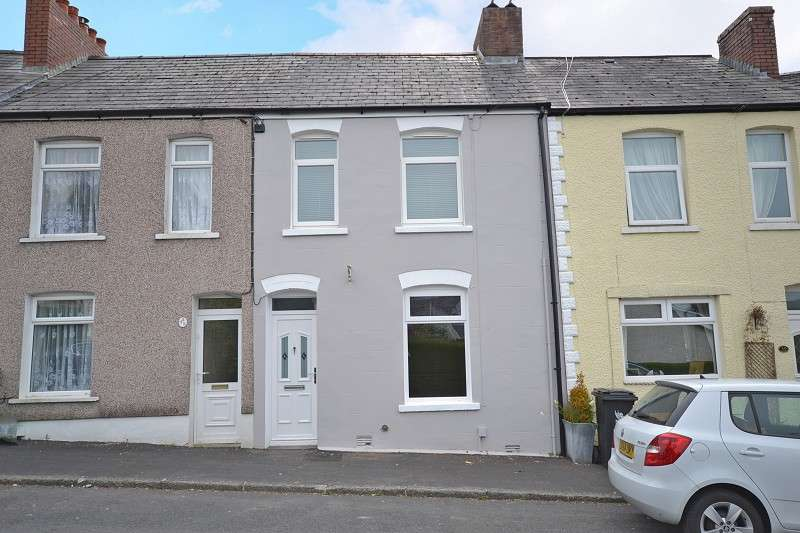 2 Bedrooms Terraced House for sale in Bethesda Place, Rogerstone, Newport, Gwent. NP10 9FF