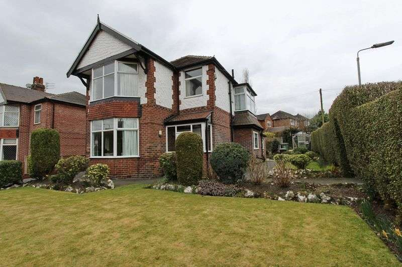 4 Bedrooms Detached House for sale in Bury New Road, Prestwich, Manchester