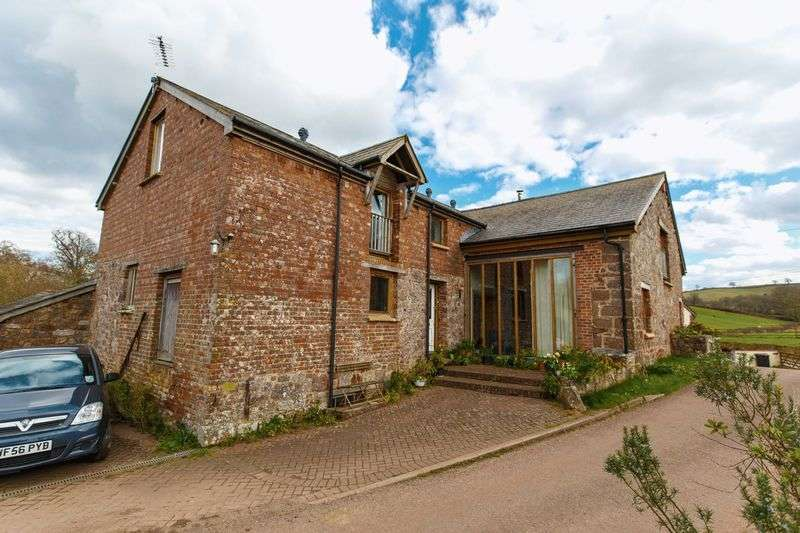 4 Bedrooms Semi Detached House for sale in Gunstone Mill