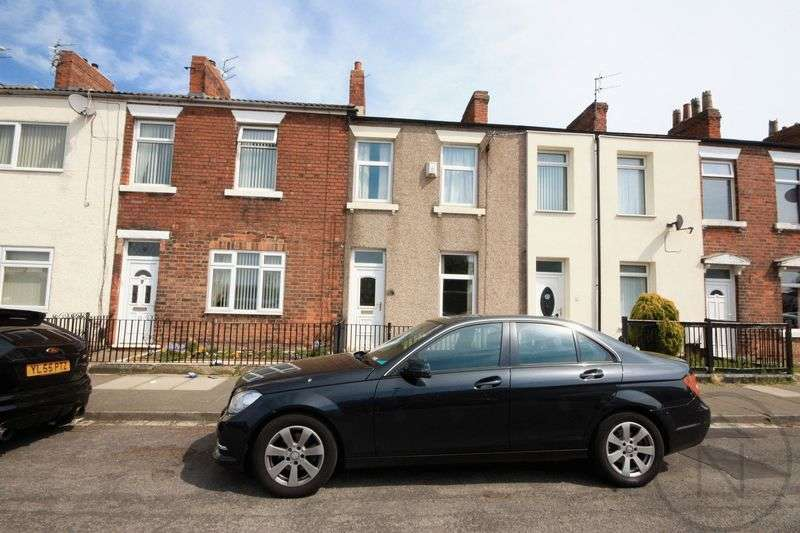 3 Bedrooms Terraced House for sale in Denmark Street, Darlington
