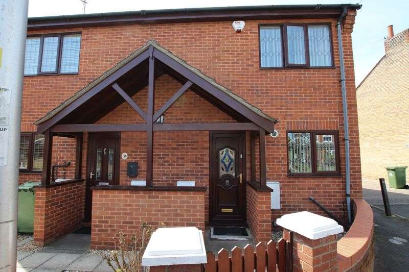 2 Bedrooms Semi Detached House for sale in BARKHOUSE LANE, CLEETHORPES