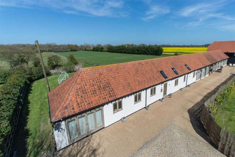 4 Bedrooms Barn Conversion Character Property for sale in The Olde Stables, Envilles Barns, Little Laver
