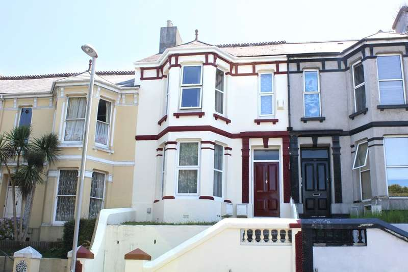 1 Bedroom Ground Flat for sale in Mutley Plain, Plymouth
