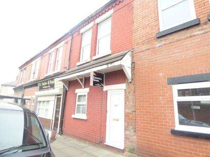 3 Bedrooms Terraced House for sale in Lawrence Road, Liverpool, Merseyside, L15
