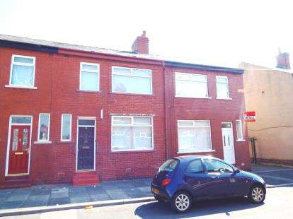 3 Bedrooms Terraced House for sale in Fairfield Road, Blackpool, Lancashire, FY1