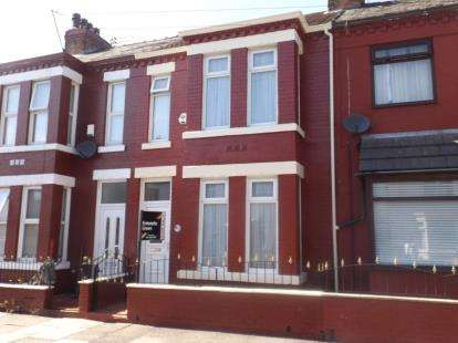 3 Bedrooms Terraced House for sale in Cedardale Road, Liverpool, Merseyside, L9