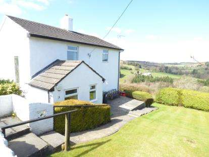 3 Bedrooms Detached House for sale in Nant Road, Bwlchgwyn, Wrexham, Wrecsam, LL11