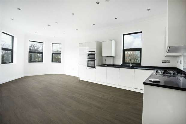 2 Bedrooms Flat for sale in Mill Hill Court, Acton, Acton