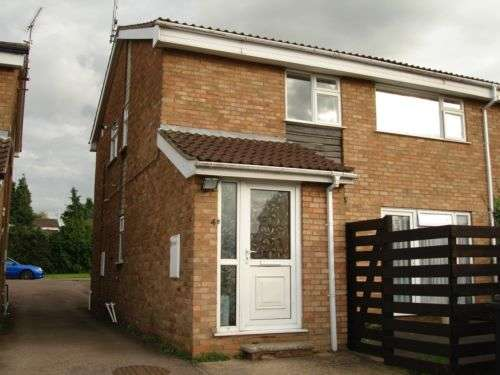 2 Bedrooms Flat for sale in Buckfast Close, Leicester, LE5