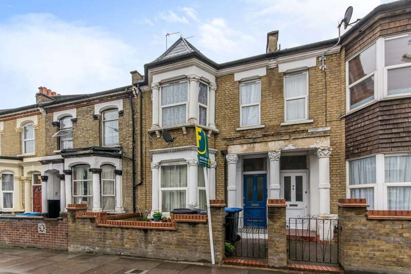 2 Bedrooms Flat for sale in Manor Park Road, Harlesden, NW10