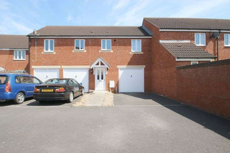 2 Bedrooms Terraced House for sale in REEDMOOR GARDENS, BRIDGWATER