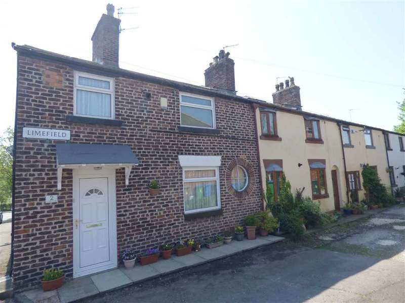 3 Bedrooms Property for sale in Limefield Cottages, Manchester Old Road, Manchester, M24