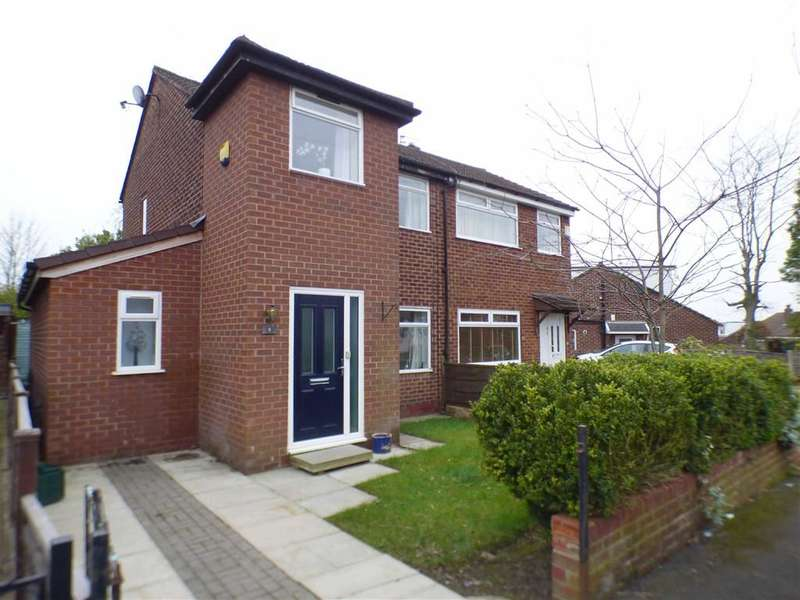 3 Bedrooms Property for sale in Fourth Avenue, Chadderton, Oldham