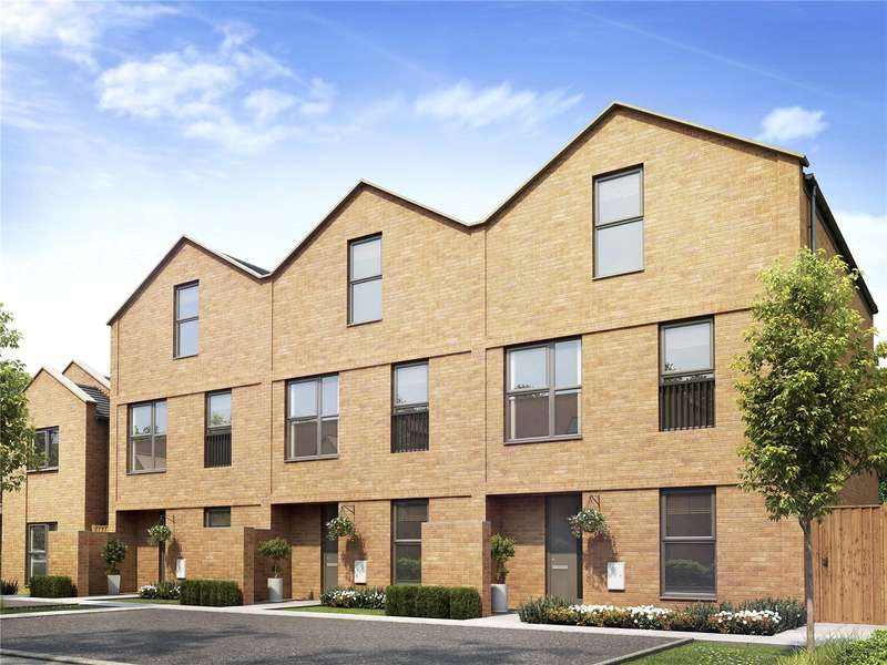 3 Bedrooms Terraced House for sale in Harrow View West, Harrow View, Harrow, Middlesex, HA2