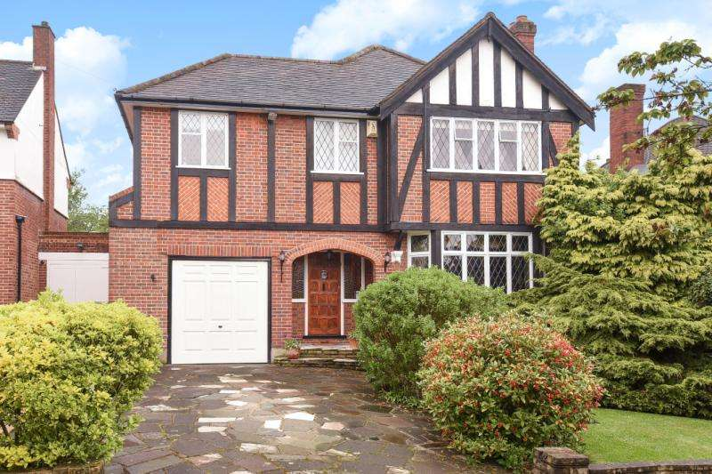 5 Bedrooms Detached House for sale in Harrow