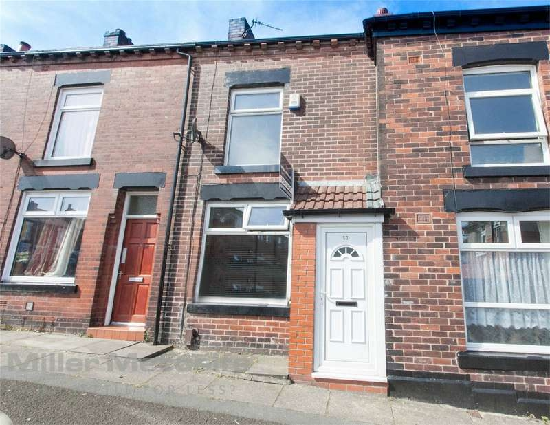 2 Bedrooms Terraced House for sale in Caledonia Street, Deane, Bolton, Lancashire