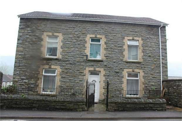 5 Bedrooms Detached House for sale in Windsor Place, Merthyr Vale, Merthyr Tydfil, Mid Glamorgan