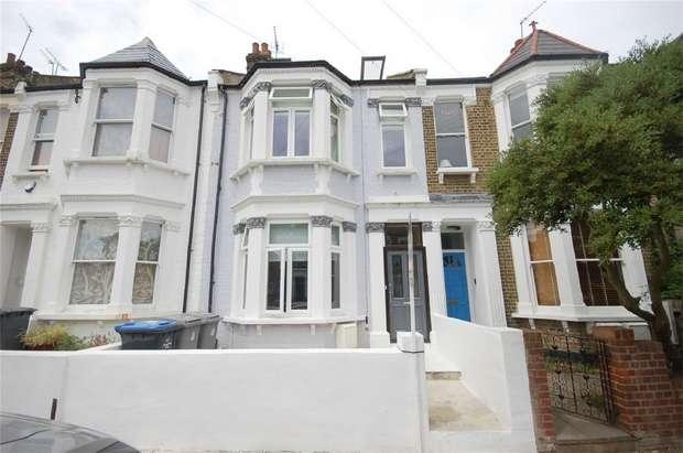 4 Bedrooms Terraced House for sale in Wakeman Road, Kensal Rise, London