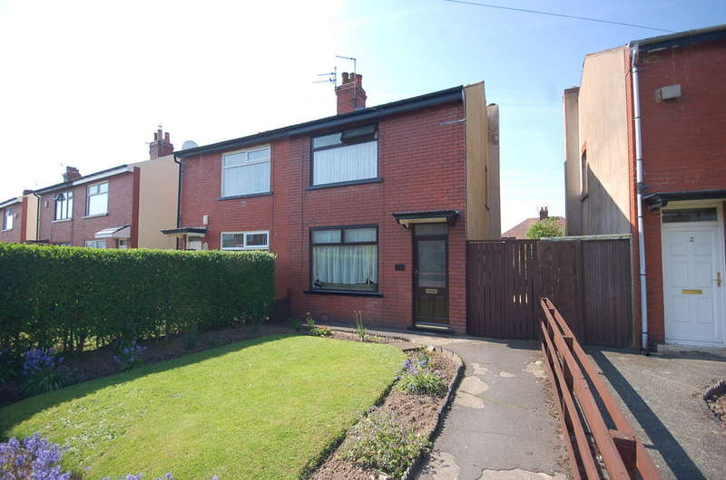 3 Bedrooms Semi Detached House for sale in Courtfield Avenue, Blackpool
