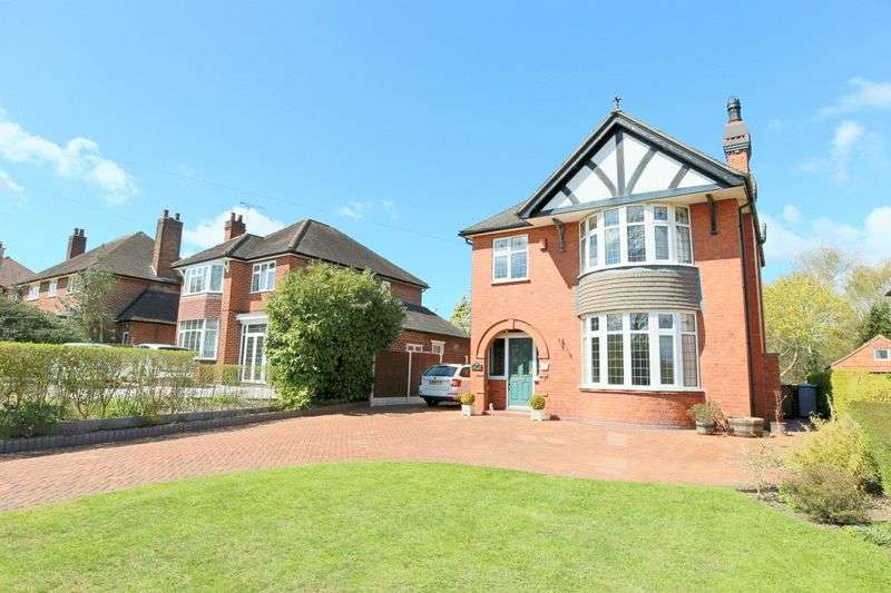4 Bedrooms Detached House for sale in Crewe Road, Willaston, Nantwich