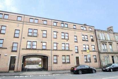 2 Bedrooms Flat for sale in Shettleston Road, Shettleston