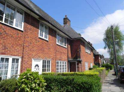 2 Bedrooms Maisonette Flat for sale in Roe Lane, Kingsbury, London