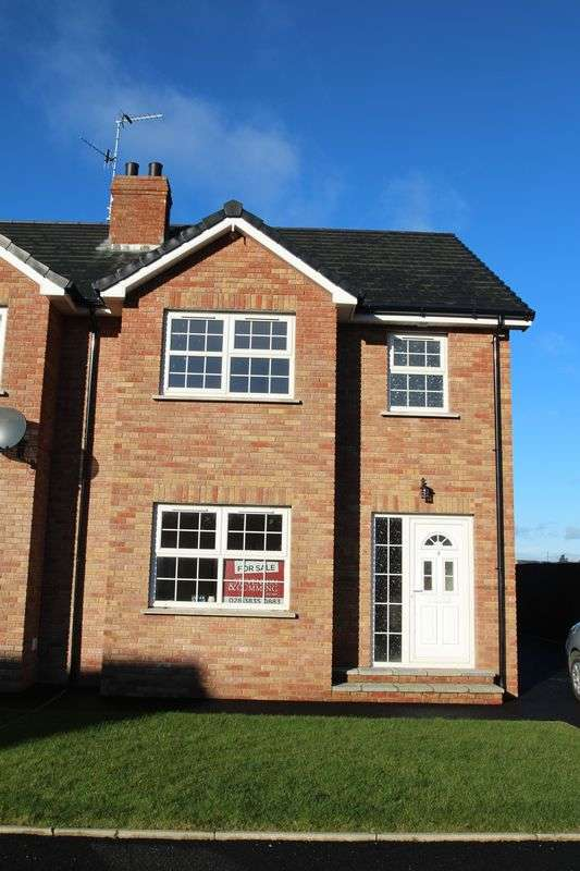 3 Bedrooms Semi Detached House for sale in Site 7 Timakeel Grove, Portadown