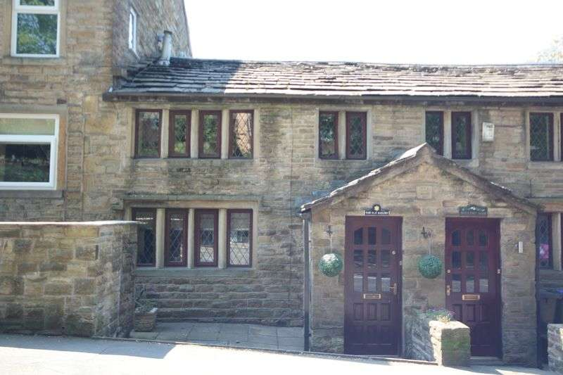 3 Bedrooms Cottage House for sale in EDENFIELD ROAD, Norden, Rochdale OL11 5SX