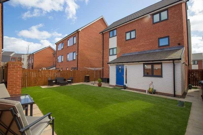 5 Bedrooms Detached House for sale in Roseden Way, Brunton Village