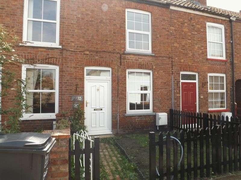 1 Bedroom Terraced House for sale in Dear Street, MARKET RASEN