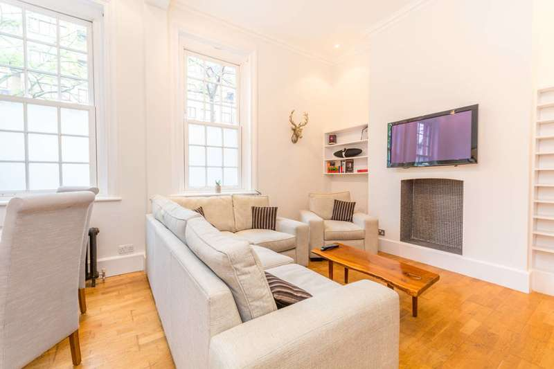 3 Bedrooms Flat for sale in Rossmore Road, Marylebone, NW1