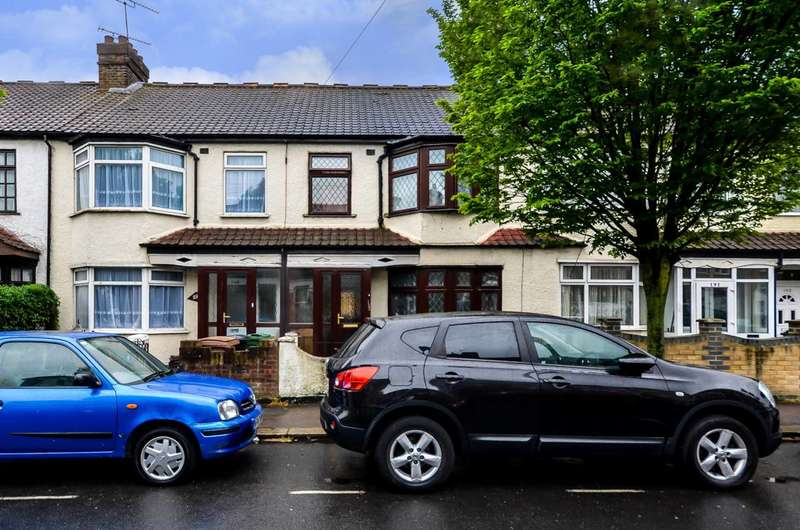 3 Bedrooms Terraced House for sale in Capworth Street, Leyton, E10
