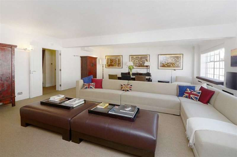 5 Bedrooms Flat for rent in Chalfont House, London