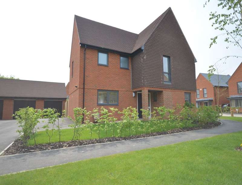 5 Bedrooms Detached House for sale in New Road, Swanmore, Southampton, SO32