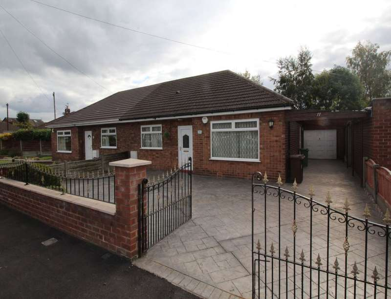 1 Bedroom Semi Detached Bungalow for rent in St. Ambrose Road, Astley,Tyldesley, Manchester, M29