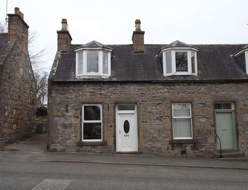 2 Bedrooms Property for sale in Fife Street, Dufftown, Keith, AB55