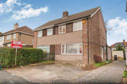 2 Bedrooms Semi Detached House for sale in Ravenglass Crescent, Southmead, Bristol