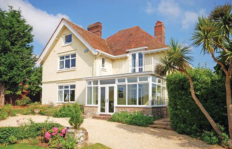 5 Bedrooms Detached House for sale in Limerstone, Isle Of Wight