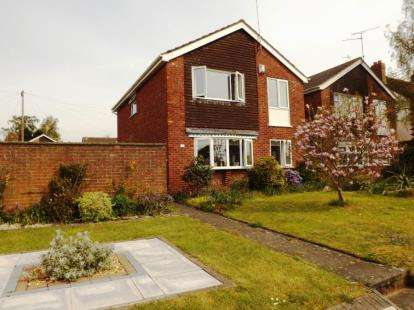 4 Bedrooms Detached House for sale in Planks Lane, Wombourne, Staffordshire