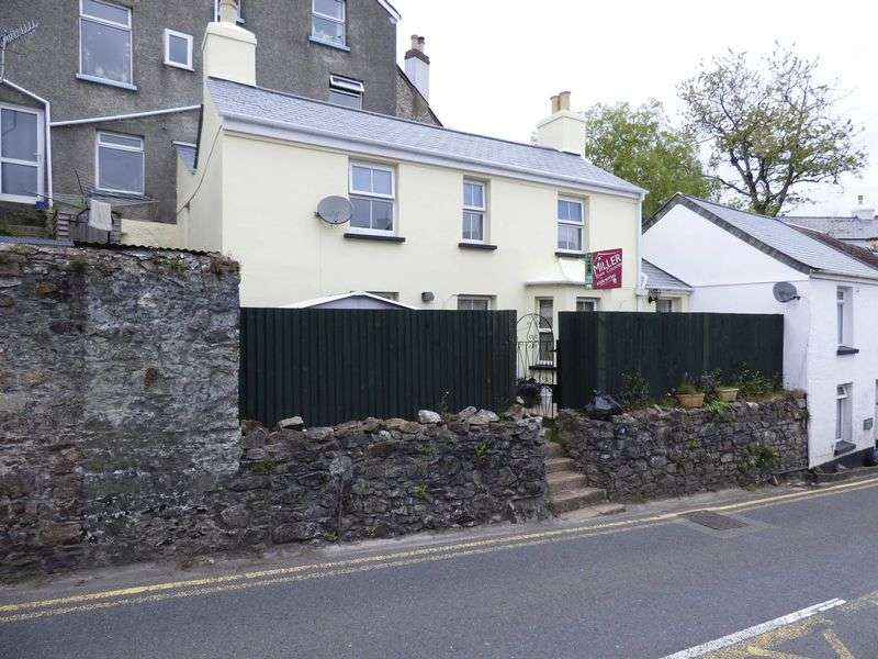 3 Bedrooms Semi Detached House for sale in Newbridge Hill, Gunnislake