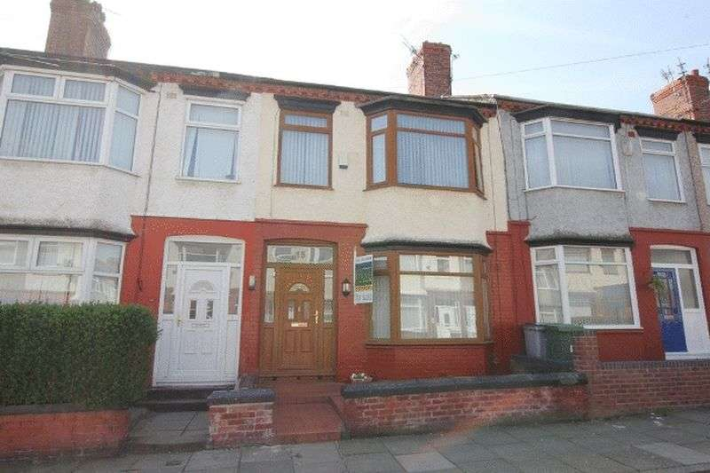3 Bedrooms Terraced House for sale in Southdale Road, Tranmere, Wirral