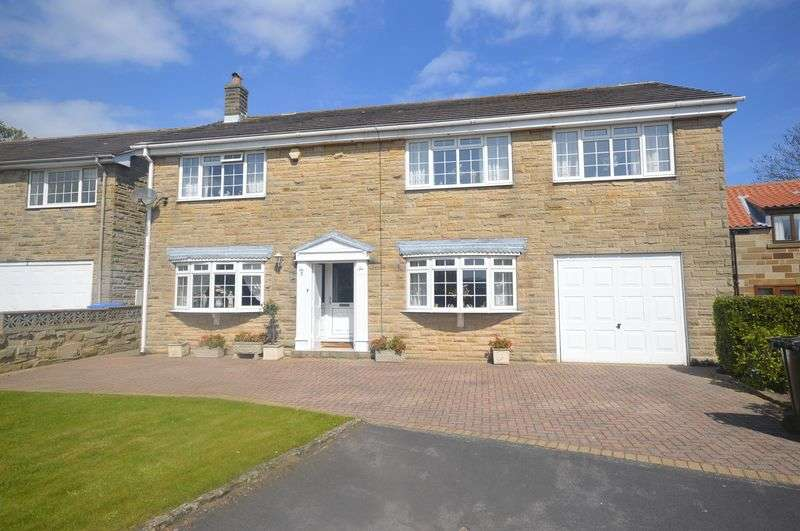 4 Bedrooms Detached House for sale in Manor Close, Whitby