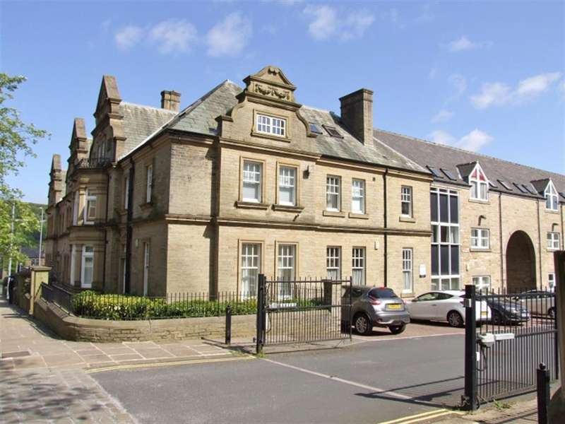 1 Bedroom Apartment Flat for sale in Clare Court, Prescott Street, Halifax, HX1 2QA