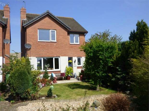 4 Bedrooms Detached House for sale in Tribune Drive, Houghton, Carlisle, Cumbria