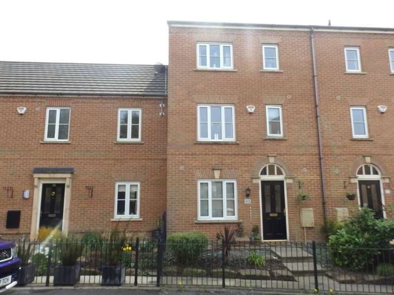 4 Bedrooms Town House for sale in Hallbridge Gardens, Bolton