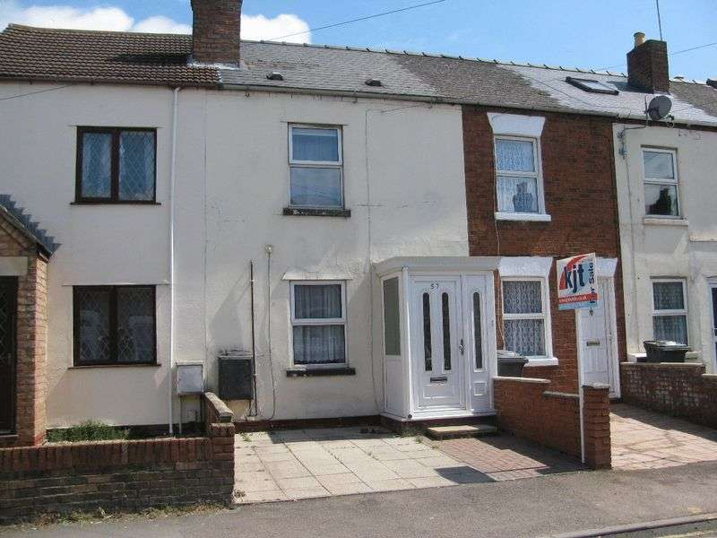3 Bedrooms Terraced House for sale in Painswick Road, Gloucester