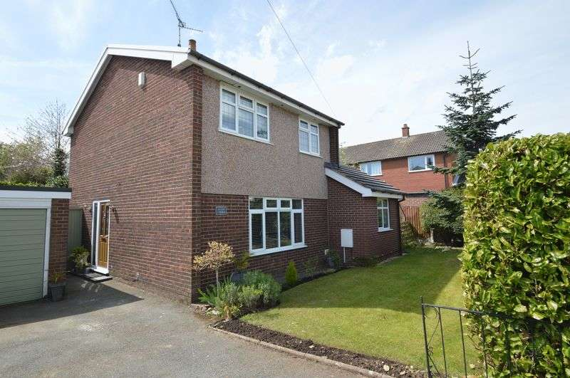 4 Bedrooms Detached House for sale in Llys Y Wern, Sychdyn