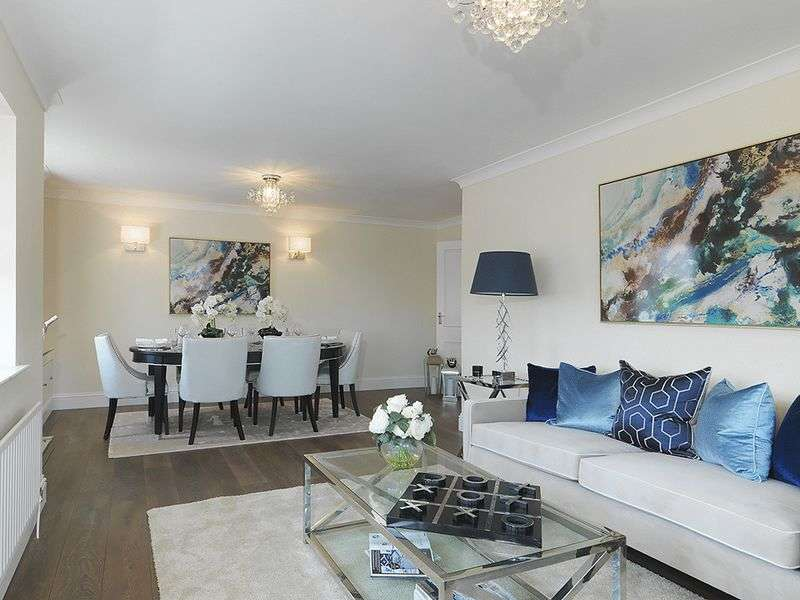 4 Bedrooms Flat for sale in Tavistock Road, Croydon, CR0