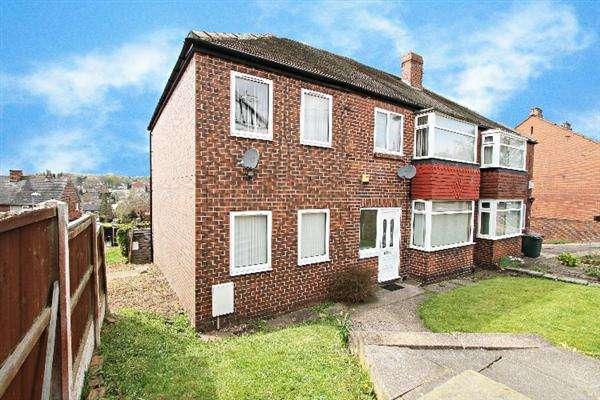 5 Bedrooms Semi Detached House for sale in Oakwood Grove, Broom